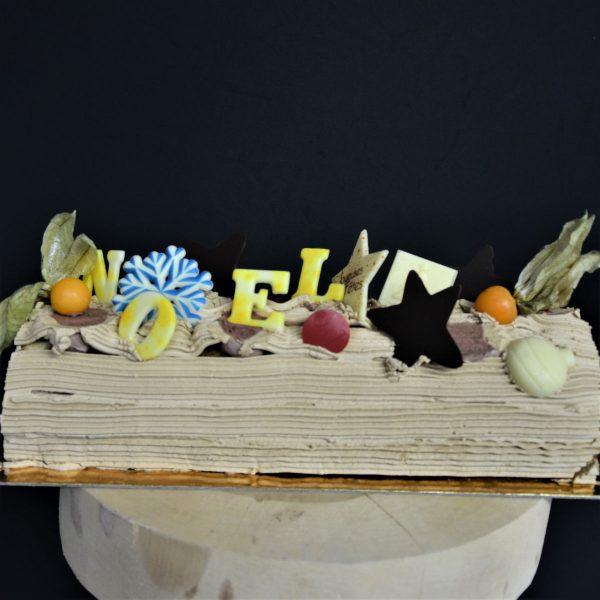 Bûche de Noël Hagetmau - vente en ligne